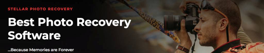 Stellar: Best Photo Recovery Software