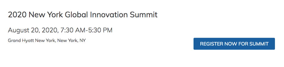 2020 New York Global Innovation Summit - Soda PDF