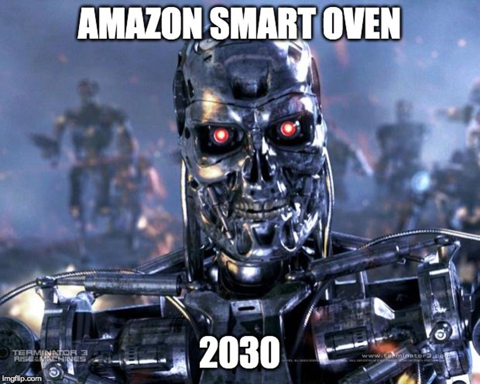 Amazon Smart Oven 2030 Meme - Soda PDF