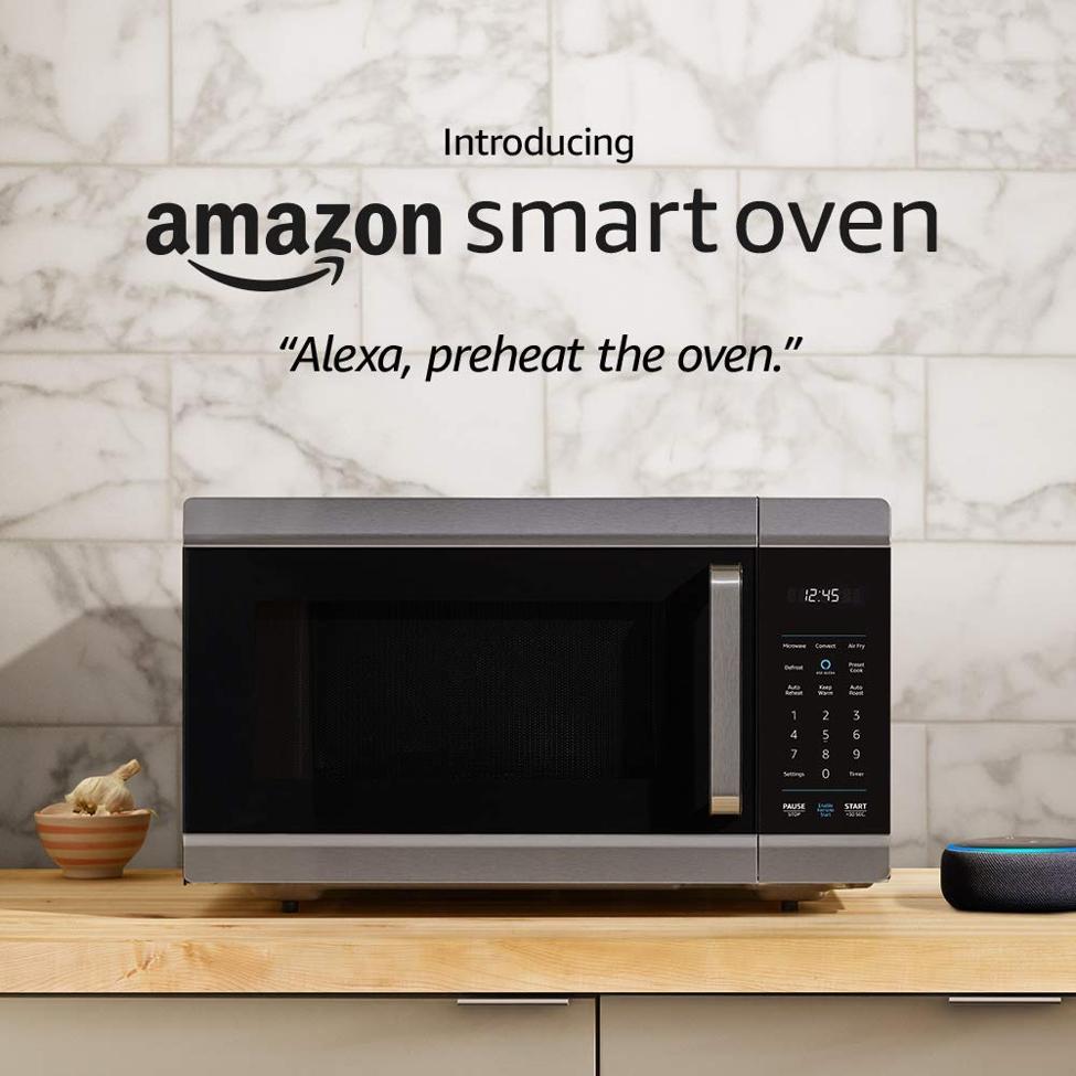 Amazon Smart Oven - Soda PDF