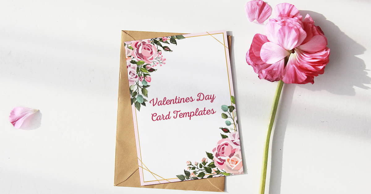 Create Your Own Valentine's Day Card With Soda PDF (FREE Templates)