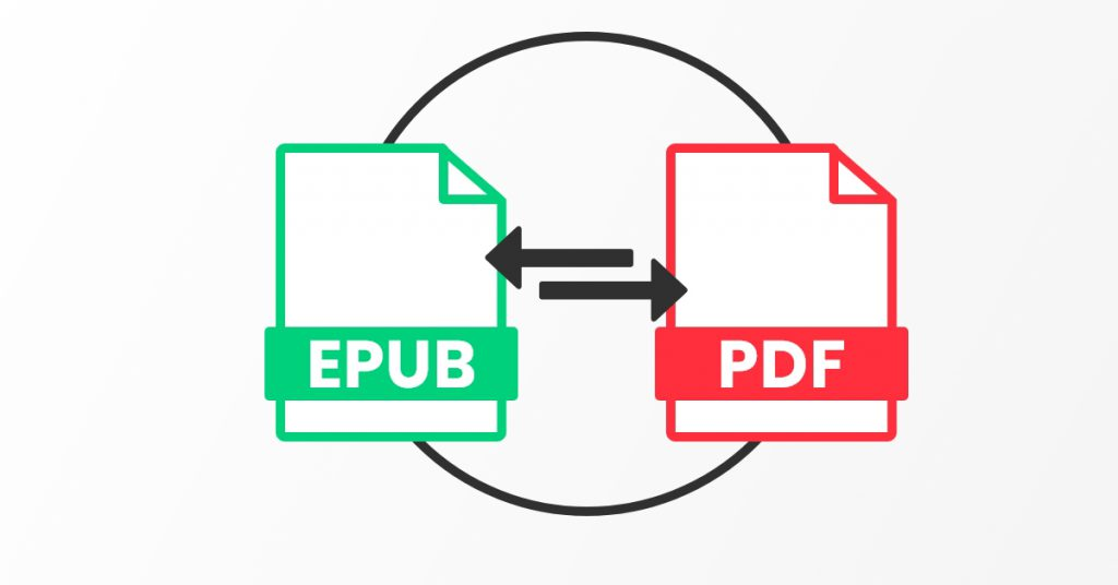 How To Epub To PDF