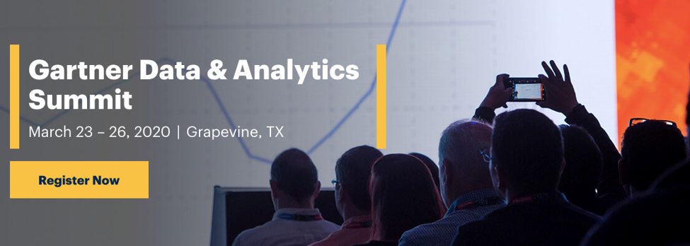 Gartner Data & Analytics Summit - Soda PDF