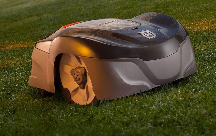Husqvarna Automower 115H Robotic Lawnmower with Smartphone Control - Soda PDF