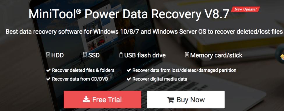 Mini-Tool - Power Data Recovery - Soda PDF