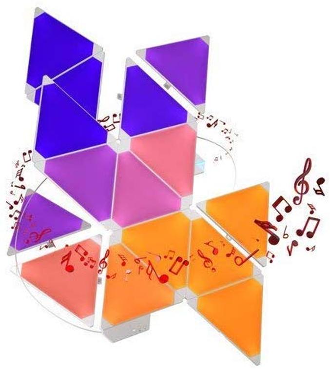 Nanoleaf Rhythm Lights - Soda PDF