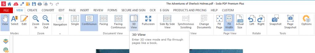 Soda PDF - 3D Viewer