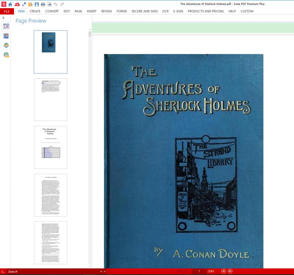 Soda PDF - Page Preview
