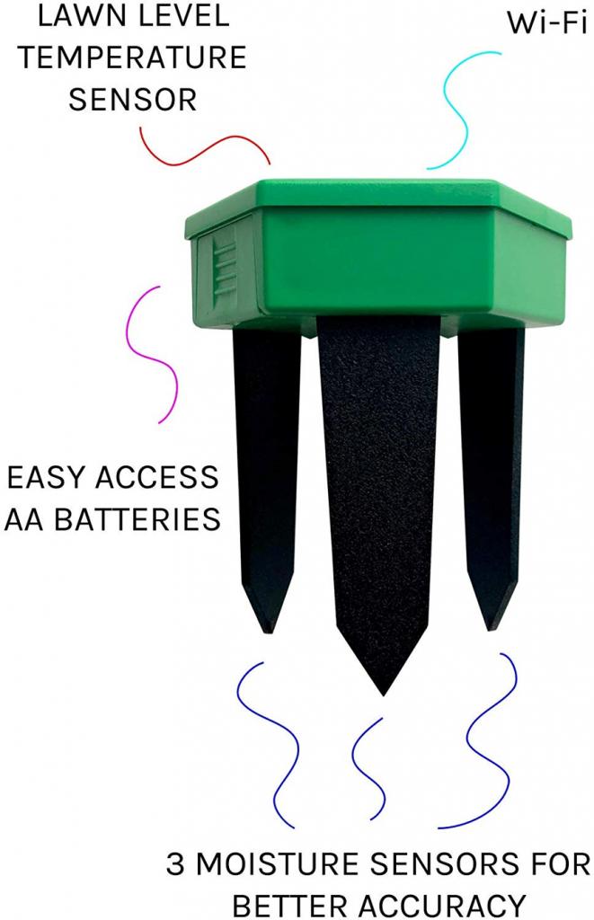 Wireless Soil Moisturizer - Soda PDF