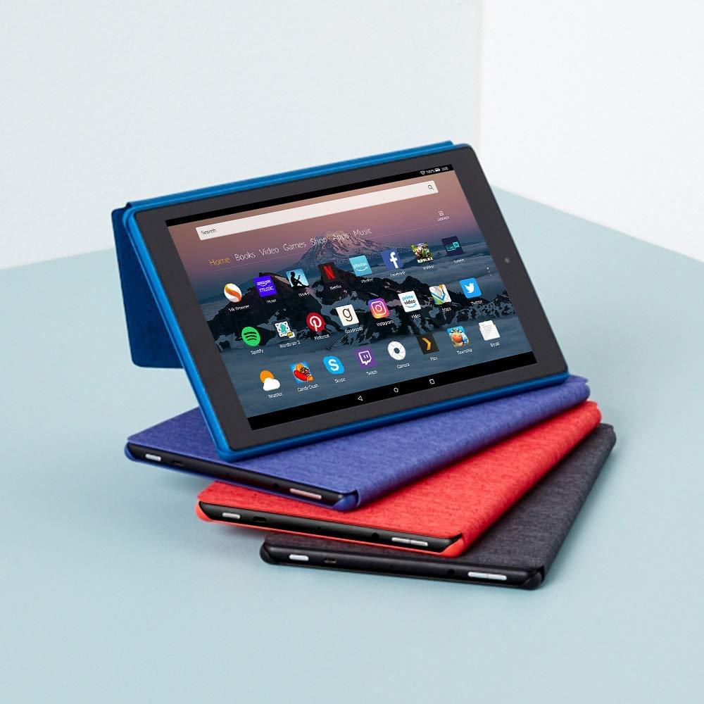 Amazon's Fire HD 10 Tablet - 1080p Full HD Display 64 GB Black