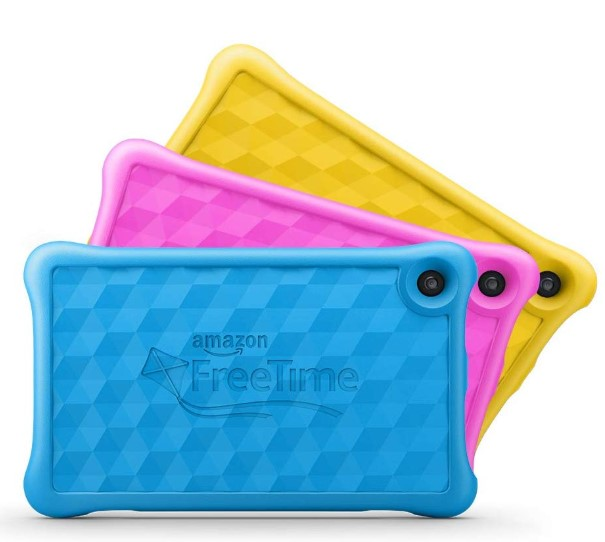Fire HD 8 Kids Edition Tablet - HD Display 32 GB Blue Kid-Proof Case - Soda PDF