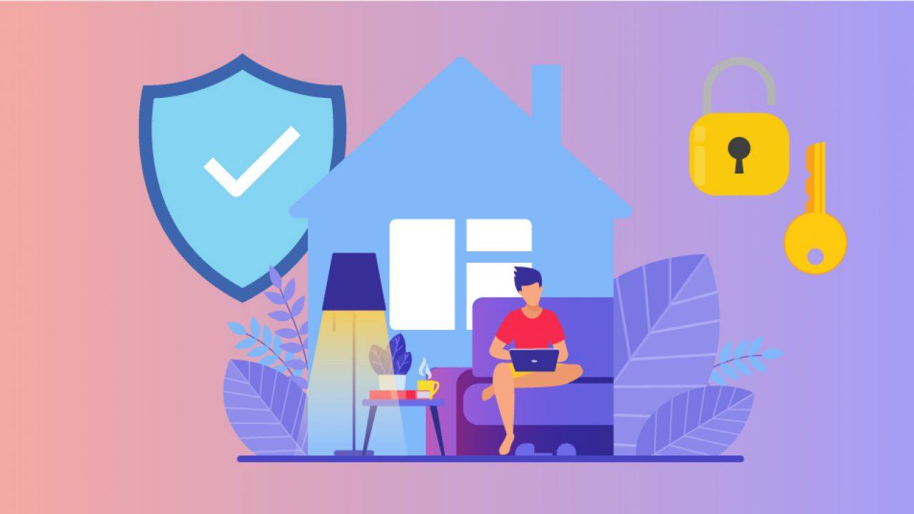 7 Working from Home Security Tips for 2021