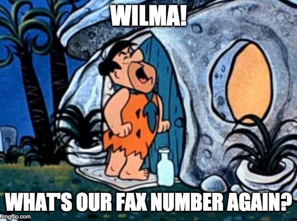 Fax Number Meme - Soda PDF
