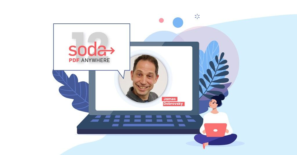 Interview with James Dobrofsky – Senior Product Manager at Soda PDF