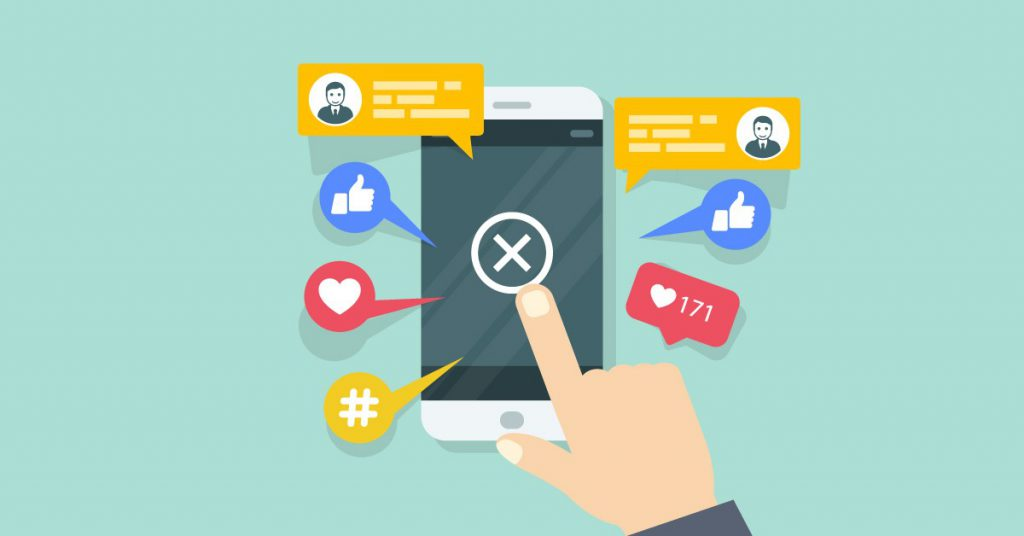 How to Delete All Social Media Accounts - thumbnail