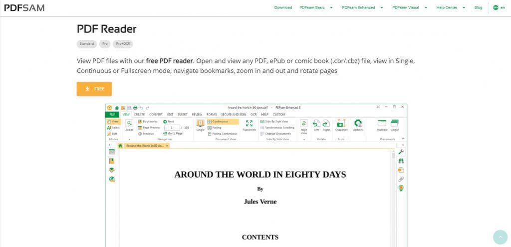 PDF Sam - PDF Sam - Free PDF Creator