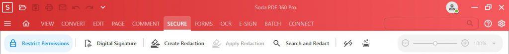 Secure Tab - Soda PDF 12