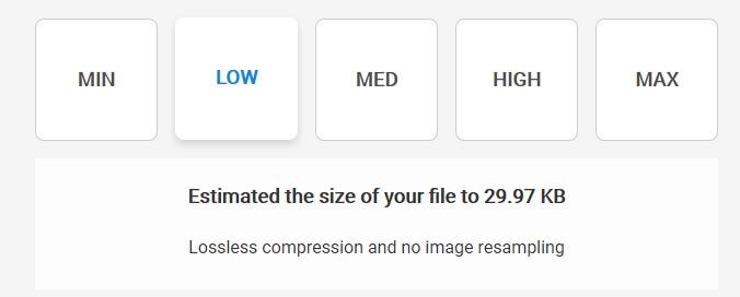Low Compression - Soda PDF Desktop - Compress Files