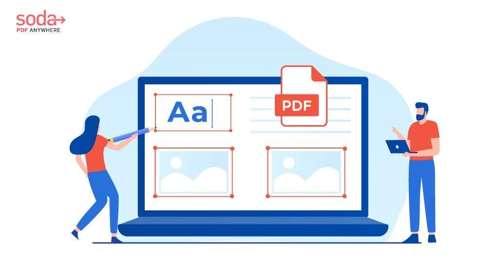 How To Edit PDF on MAC (Using Soda PDF Online)