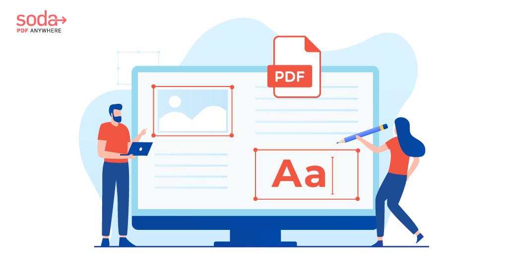 How To Edit PDFs Using Soda PDF