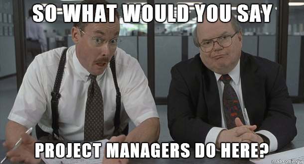 Project Manager Meme