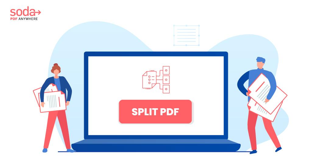 How To Split PDF Document (Using Soda PDF)