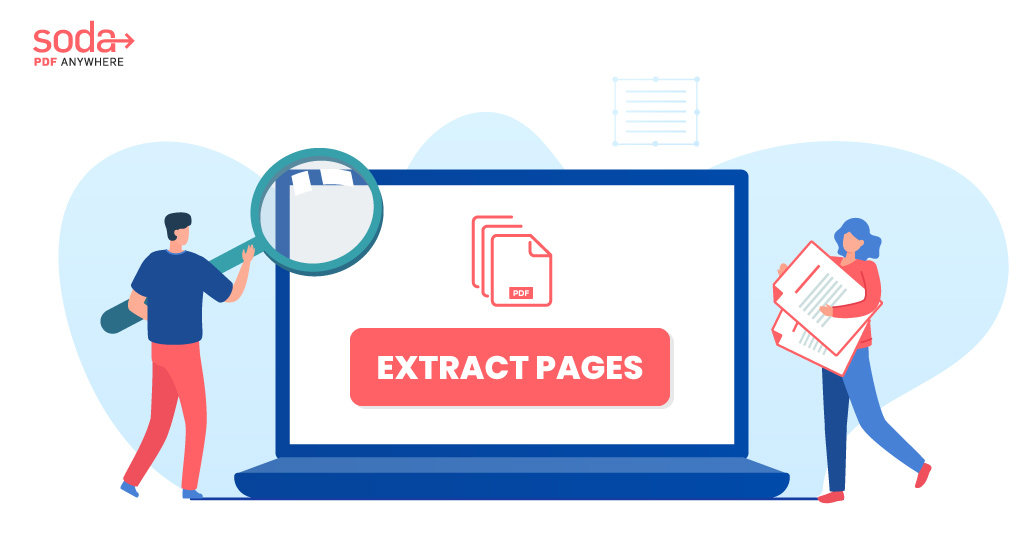 How To Extract PDF Pages for FREE!