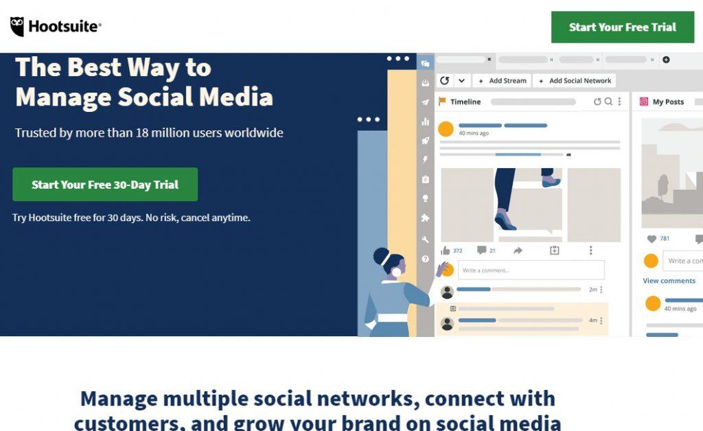 Hootsuite - Top 5 Social Media Tools - Soda PDF