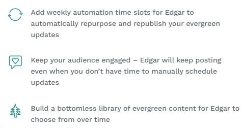 MeetEdgar - Benefits - Top 5 Social Media Tools - Soda PDF