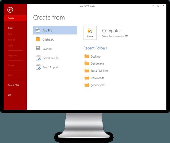 Free Pdf Reader Best 3d Pdf Viewer Online For Windows Mac