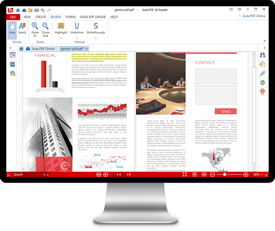 Review PDF Files