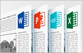 Convert PDF to Word, Excel & PowerPoint